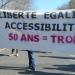 Rassemblement pour l'accessibilité