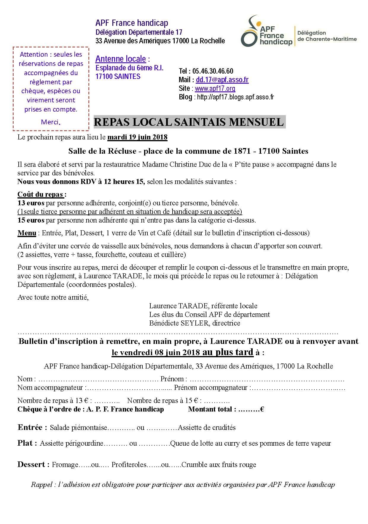 Inscription APF Repas local Saintais mensuel Juin 2018.jpg